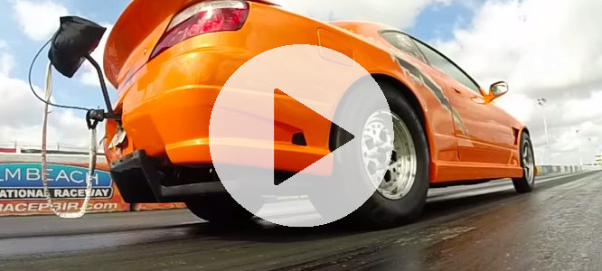 Drag Racing Video In Slow Motion